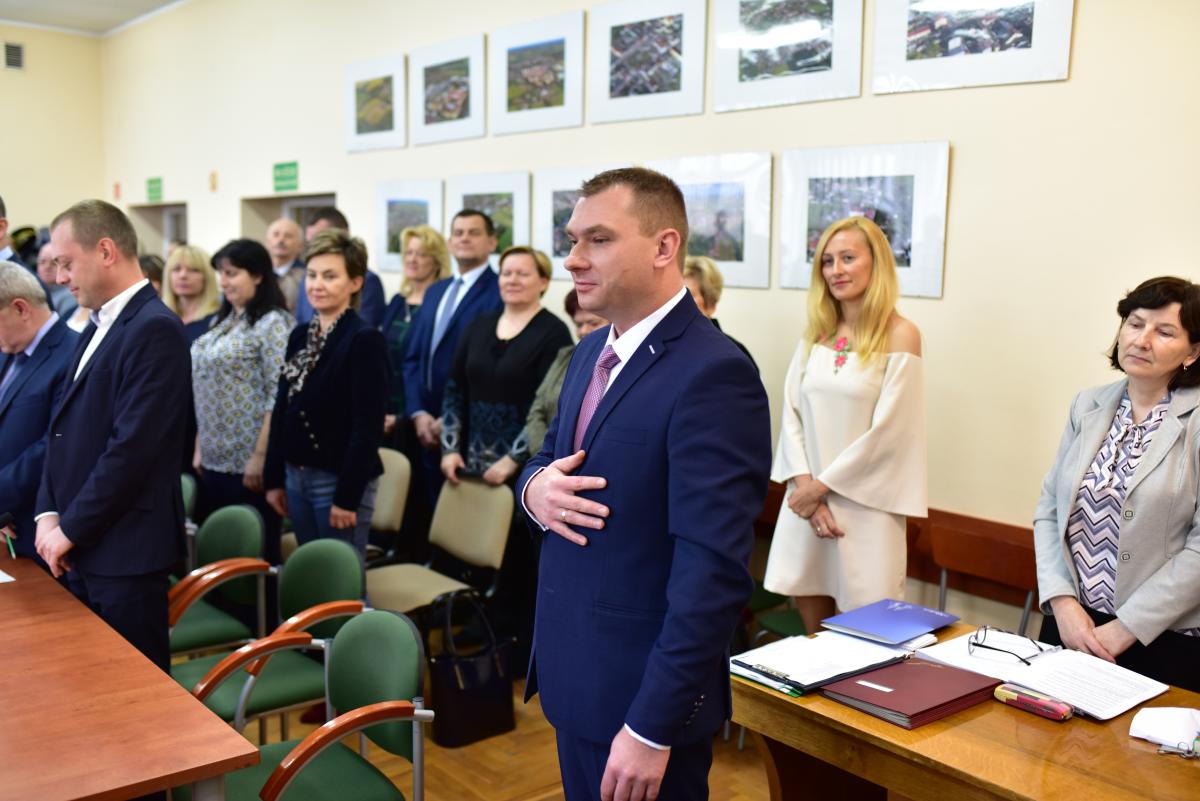 Oceń 100 dni nowego Burmistrza Kłodawy [ANKIETA]