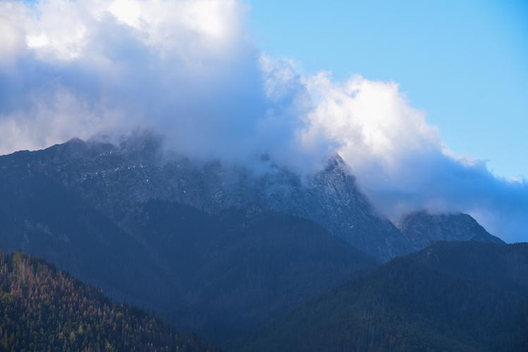 W Tatrach wieje z prędkością 106 km/h – Zakopane.info