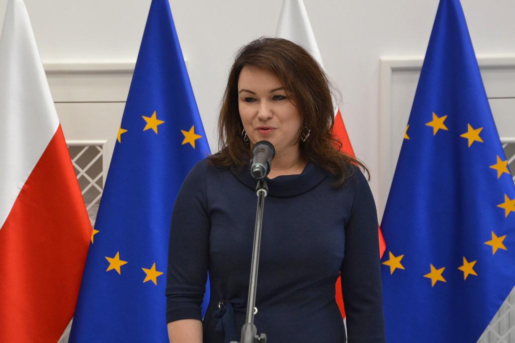 Aneta Niestrawska z Kłodawy nowym wicewojewodą