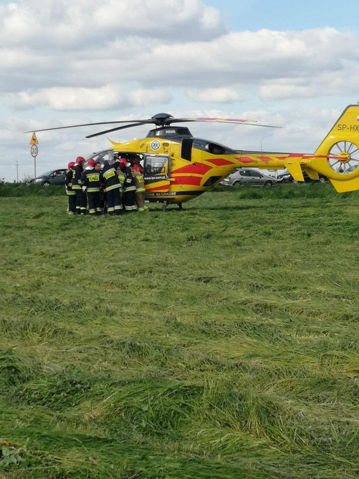 Druga ofiara wypadku, kobieta zmarła w szpitalu