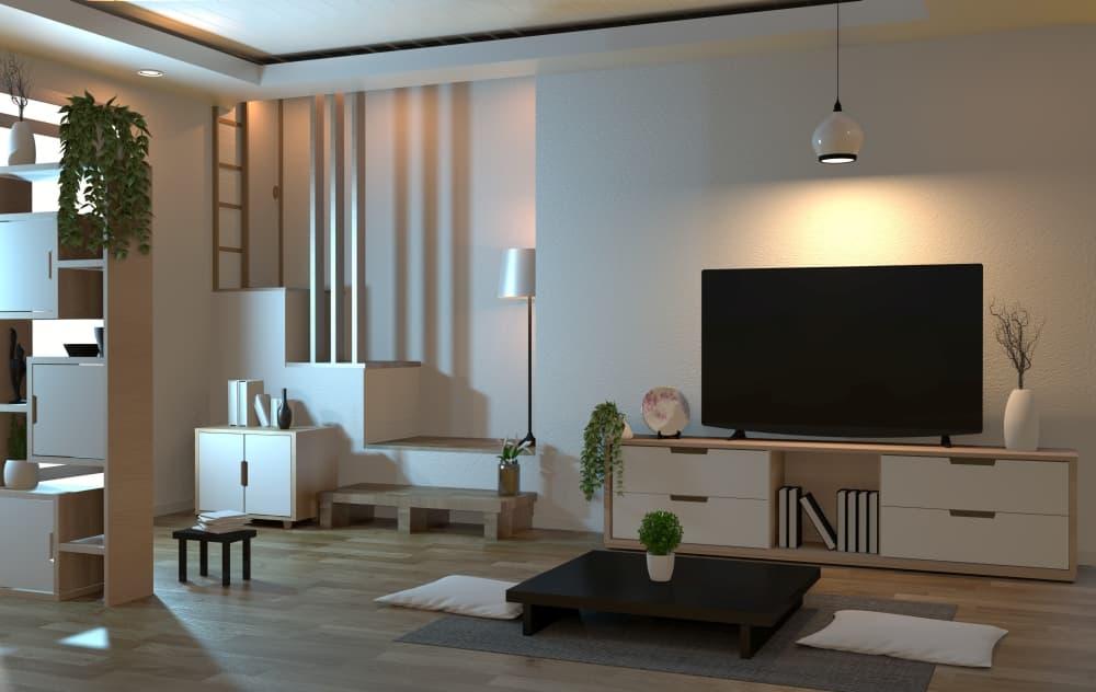 Estetyczne i praktyczne stoliki pod telewizor