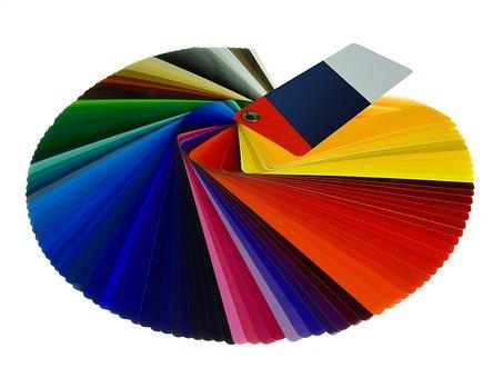 Koło barw: pomocnik w mieszaniu kolorów