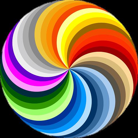 Odcienie i nasycenie barw