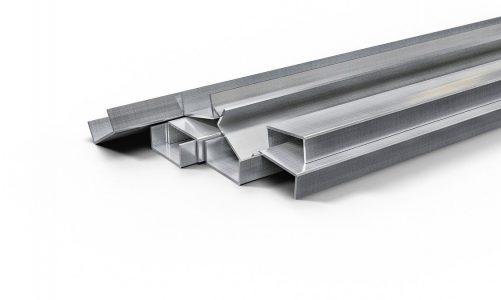 Podstawowe rodzaje kształtowników aluminiowych